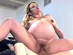 Pregnant girl gets fucked in free preggo porn movies